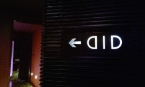"Dine in the dark: ปิดตา แล้วเปิดประสาทสัมผัสกับ ""ดินเนอร์ในความมืด"""