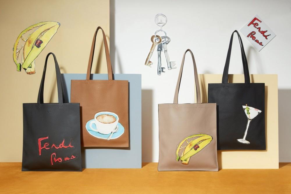 อดีต –ปัจจุบันของ FENDI KIOSK และ pop-up store แนวคิดใหม่เอาใจนักช็อปกลุ่มมิลเลนเนียล