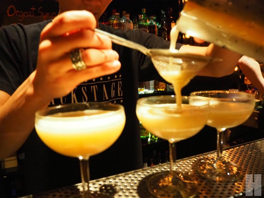 ค็อกเทลใหม่น่าลองที่ Backstage Cocktail Bar