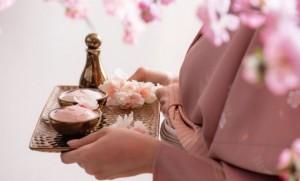 กรุ่นกลิ่นซากุระกับ Sakura Wellness Secrets ที่ The Okura Spa