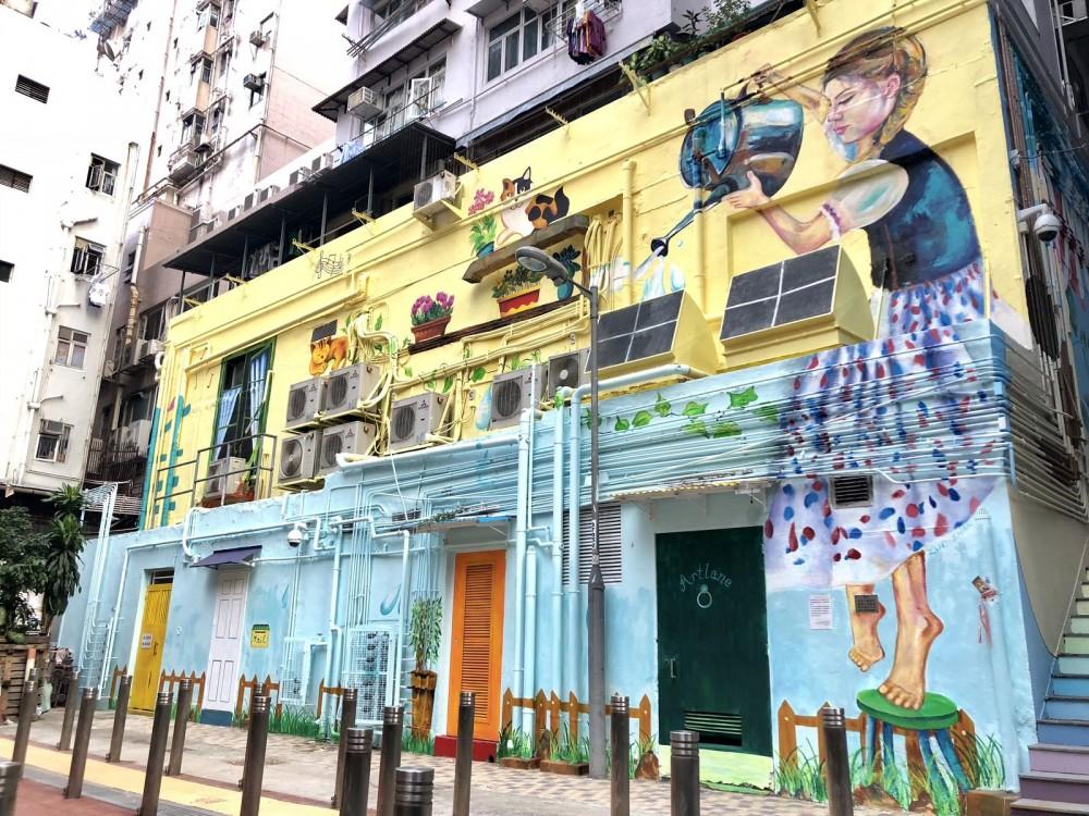 ดื่มด่ำโลกแห่งศิลป์ที่ฮ่องกงตลอดมีนานี้