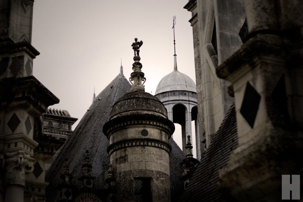 Loire สวย ซึ้ง ขลัง ในวันฝนพรำ