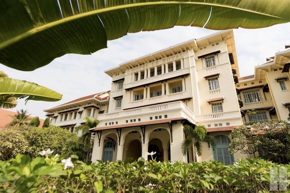 'Raffle Hotel Le Royal Phnom Penh' ที่พักที่เที่ยว...ที่เดียวกัน