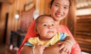 """1,000 วันแรกของลูกน้อย ในมุมมองของวนิษา """"หนูดี"""" เรซ"""