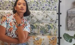 Did you see any pattern? งานออกแบบลายผ้าของสถาปนิกสาวจากแรงบันดาลใจจากสิ่งใกล้ตัว