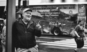 """ภาพสุดท้ายของ """"ปีเตอร์ ลินด์เบิร์ก"""" ศิลปินผู้ปฏิเสธการรีทัช"""