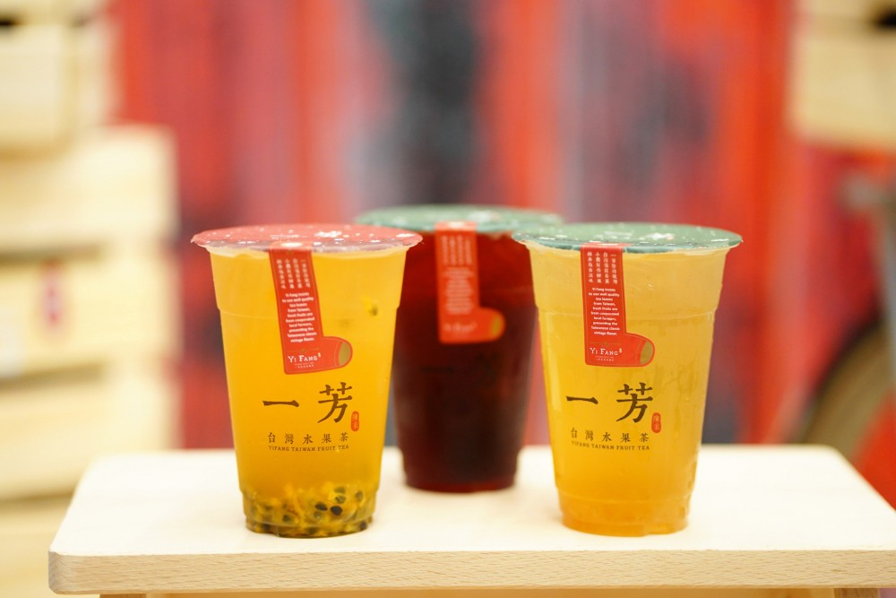 อี้ฟาง ชาผลไม้พรีเมี่ยมจากไต้หวันมาถึงไทยแล้ว