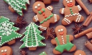 ฉลองคริสต์มาสกับ 5 ขนมแห่งความสุข