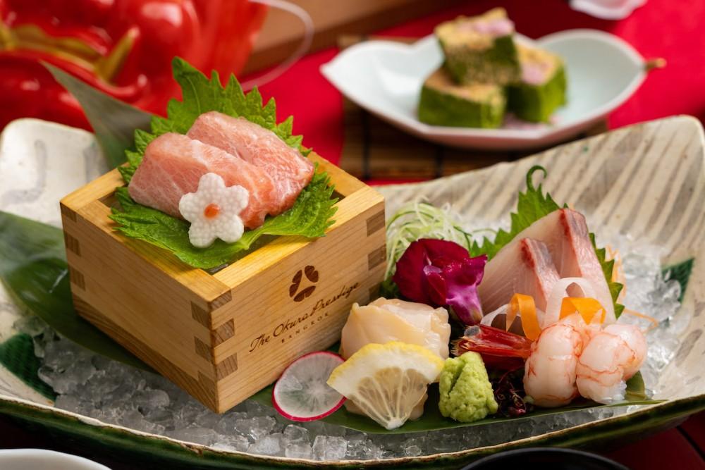 """ฉลอง """"เซ็ตสึบุน"""" หรือเทศกาลปาถั่วมงคลด้วยอาหารชุดพิเศษที่ห้องอาหาร ยามาซาโตะ"""