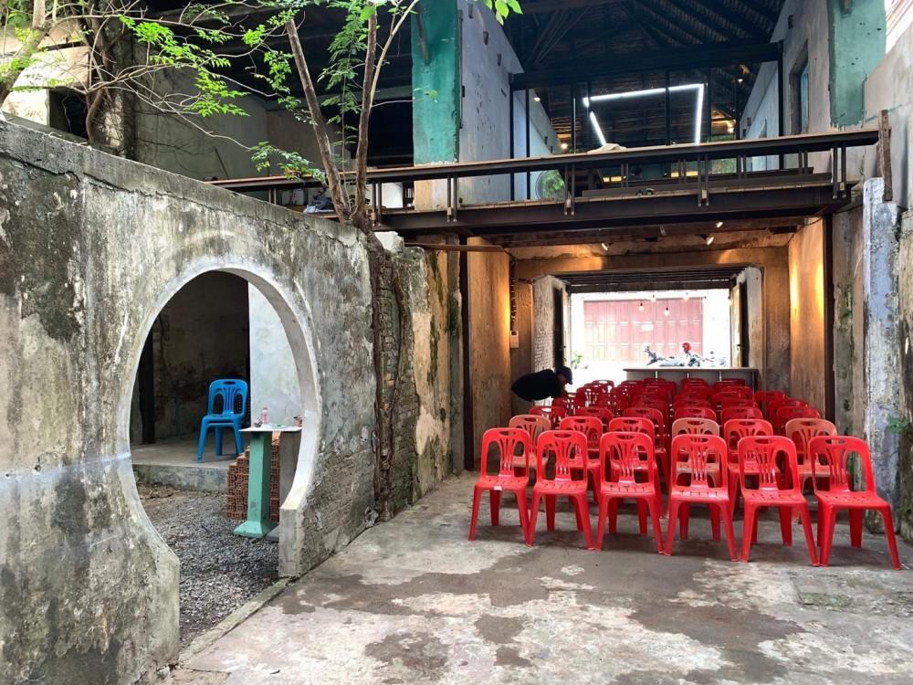 3 วันเต็มกับหนังสั้น จากคนทำหนังรุ่นใหม่โครงการ DS Young Filmmaker ที่กลางปัตตานี