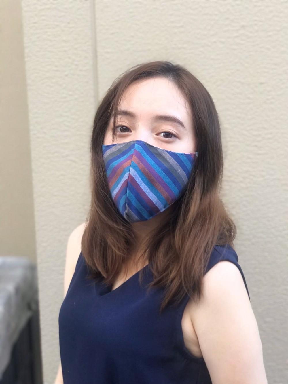 หน้ากากผ้าป้องกันโควิด-19 ได้อย่างไร?