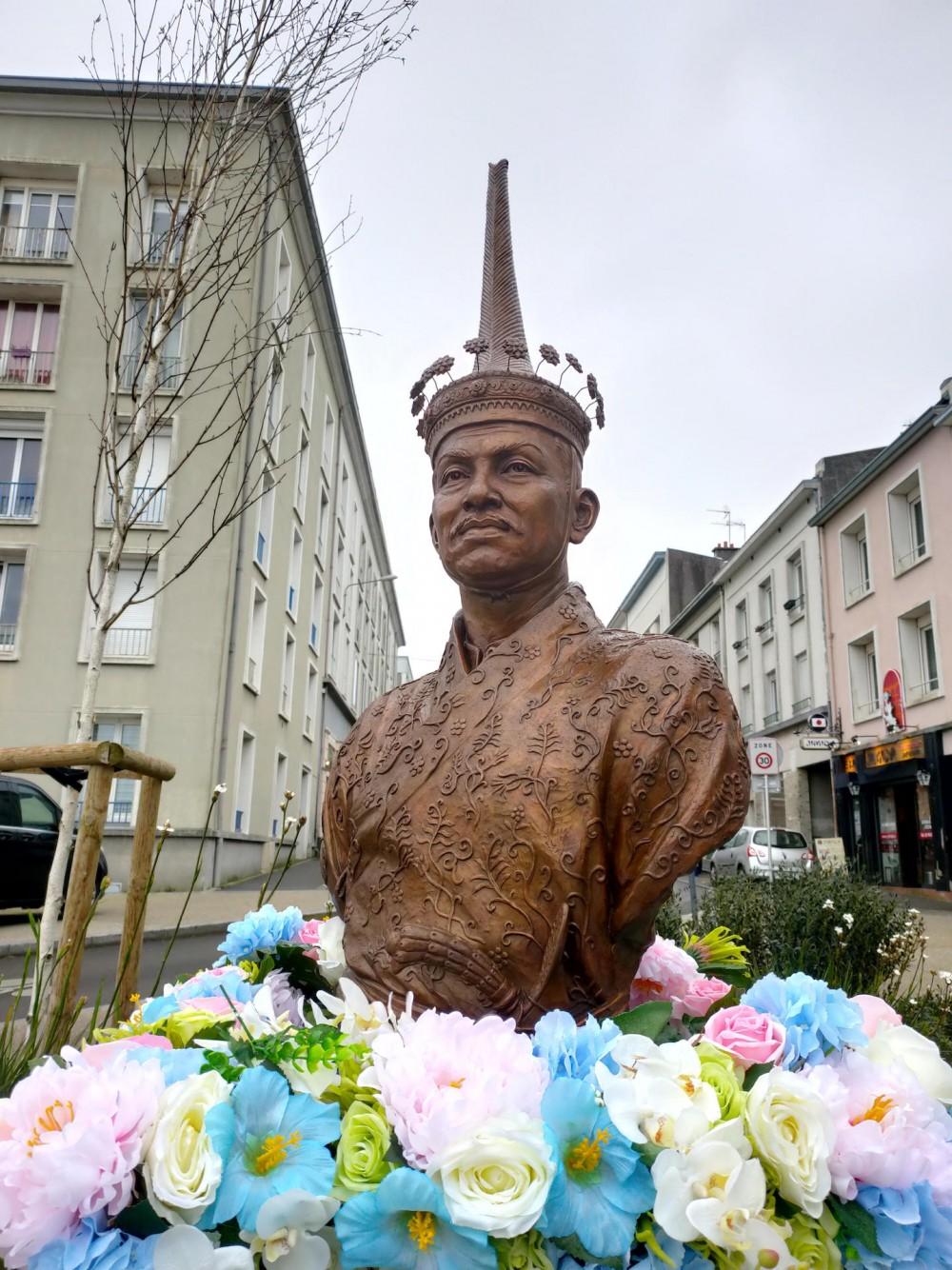 พาโกษาปานกลับฝรั่งเศสอีกครั้งหลังจาก 333 ปี