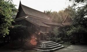 """เลื่อนเปิดชมตำหนักไทย บ้านปลายเนิน  ร่วมลดความเสี่ยงติดเชื้อโคโรน่าไวรัส """"โควิด 19"""""""