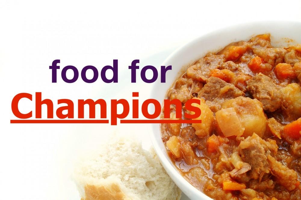 อาหารฉลองแชมป์พรีเมียร์ลีกของสาวกหงส์แดงที่มีชื่อว่า 'Scouse' และ 'Wet Nelly'