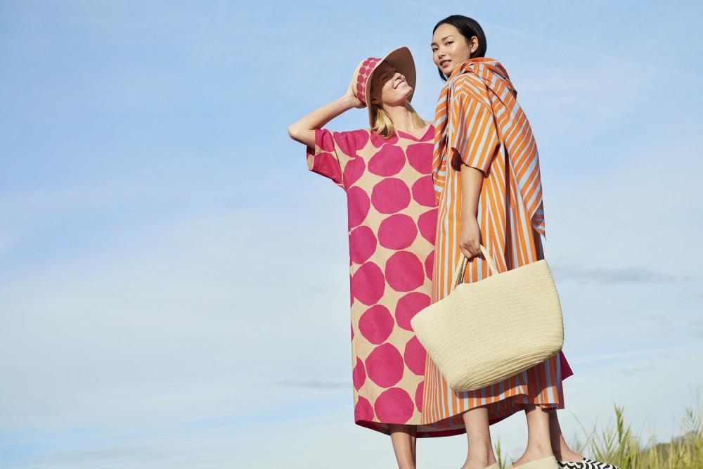 UNIQLO x Marimekko Limited Edition กับลายแจ่มๆ บนเสื้อผ้าใส่สบาย