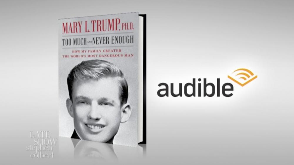 Audio Trump book