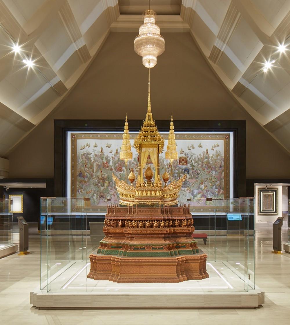 พิพิธภัณฑ์ศิลป์แผ่นดิน พร้อมเปิดให้เข้าชมศิลปหัตถกรรมชิ้นเอกทรงคุณค่า  16 กรกฎาคมนี้