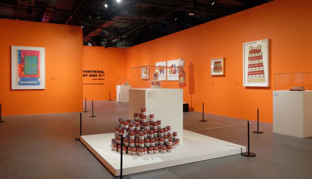 First-ever Andy Warhol exhibition in Bangkok features 128 of original works