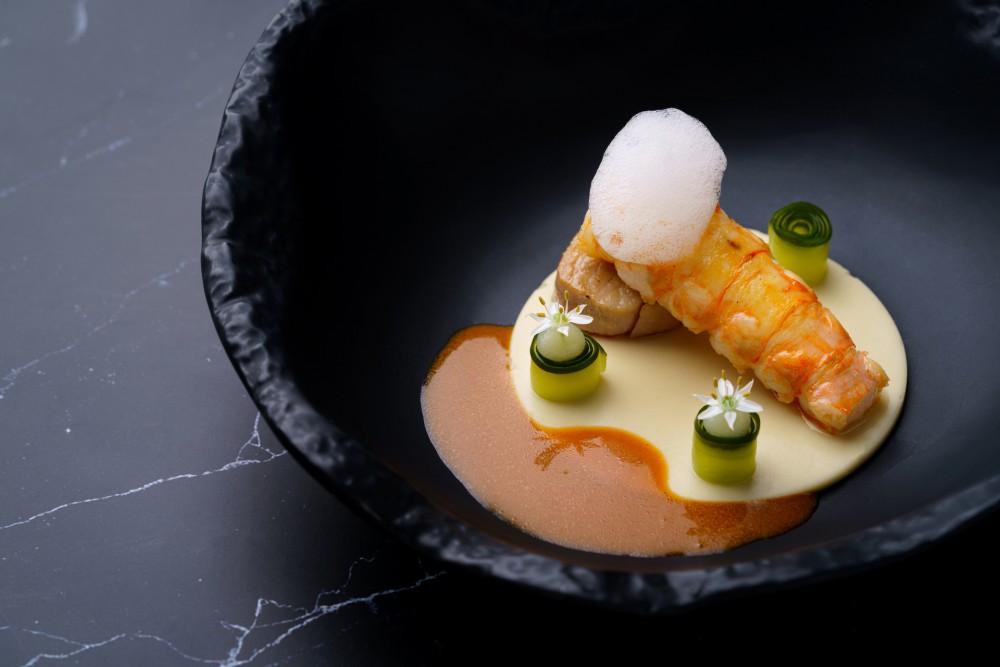 เชิญมาลิ้มลองอาหารจานพิเศษ เทสติ้งเมนูที่เชฟฮันส์ ซาห์เนอร์รังสรรค์ที่ห้องอาหารเอเลเมนท์