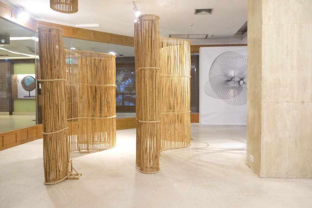 PROJECT RATTAN EXHIBITION at River City Bangkok