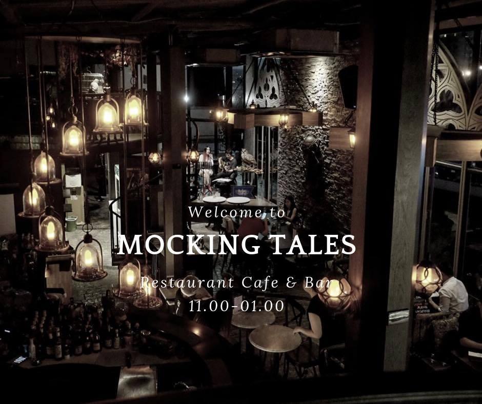 Halloween Mocking Tales