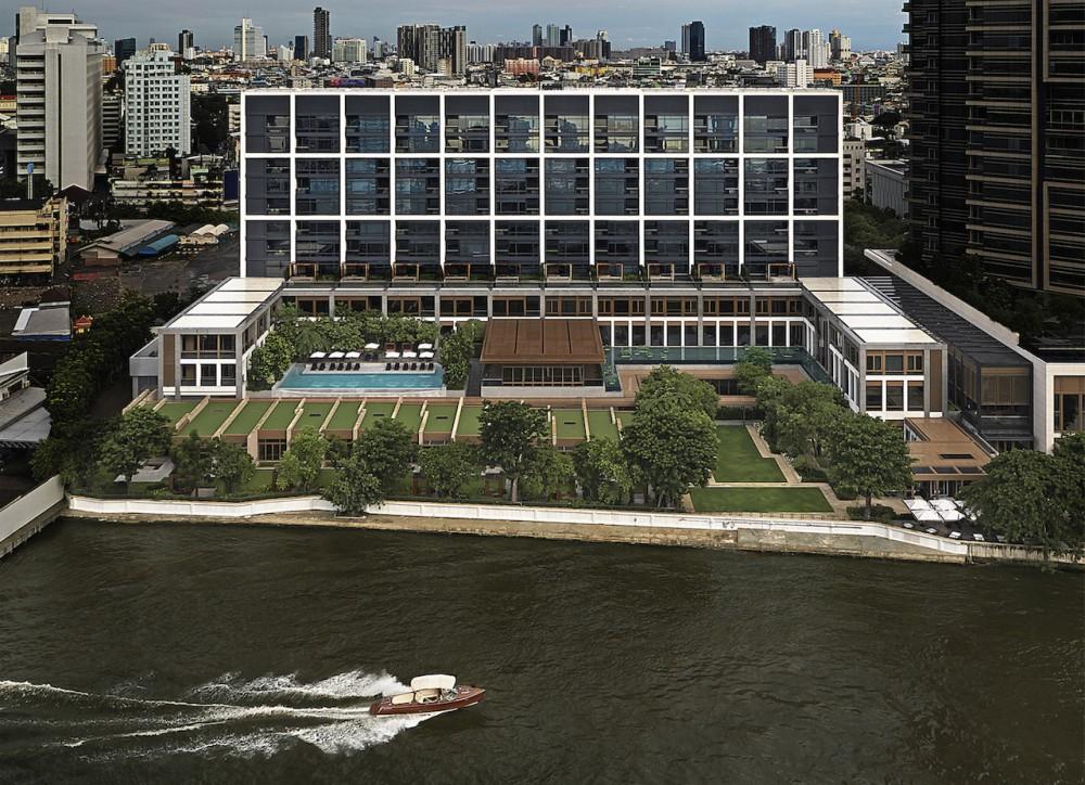 Experience Bangkok's new riverside sanctuary at Capella Bangkok