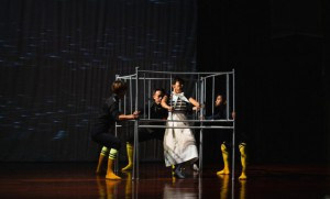 7 Decades of Human Rights in One Performance