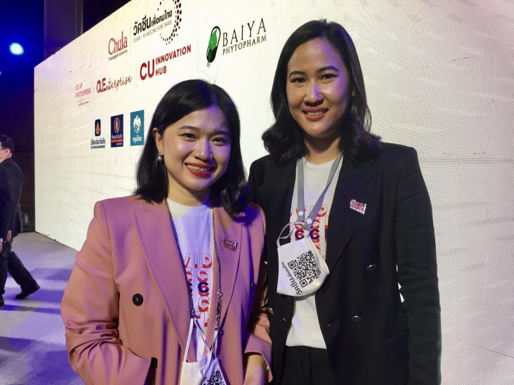 สองนักวิจัยหญิงไทย วัคซีนโควิด-19