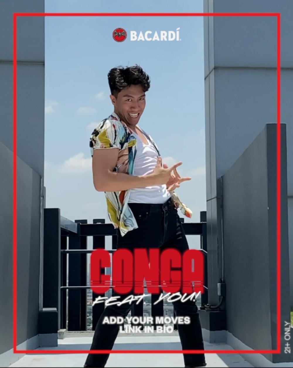 """สร้างประสบการณ์ดนตรีระดับโลกกับการเต้นโคฟเพลง """"Conga"""""""