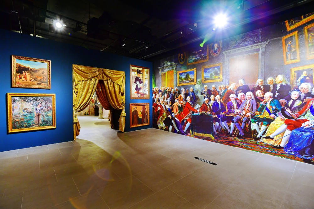 ริเวอร์ ซิตี้  ฉลองความรุ่งเรืองแห่งศิลปะจากศตวรรษที่ 19 ผ่านนิทรรศการ The Impressionists