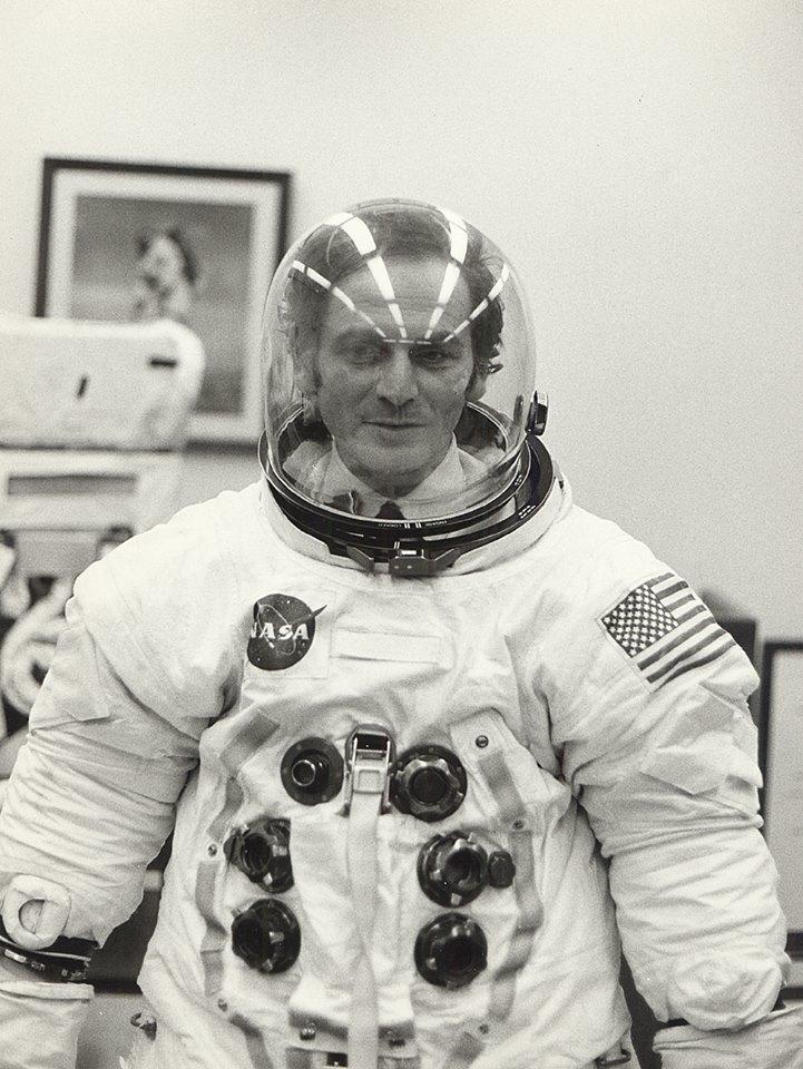 P Cardin at NASA