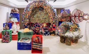 """วารินแล็ป คอนเทมโพรารี เปิดตัว """"OVERFLOW – from trash to art"""" นิทรรศการชุดแรกของหอศิลป์"""