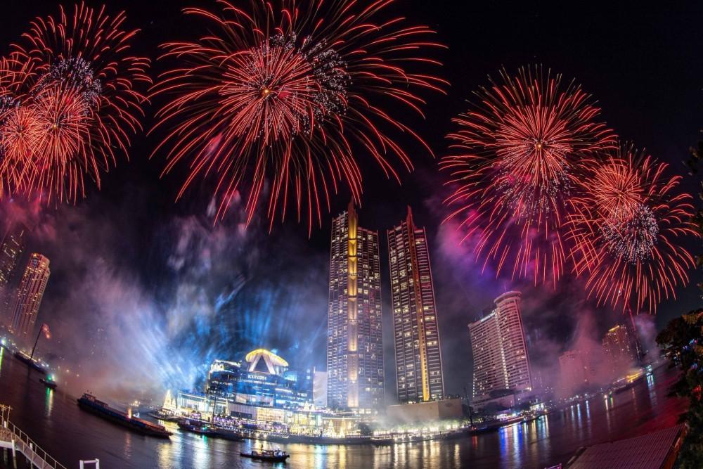 ไอคอนสยาม ร่วมเป็นหนึ่งใน Global Countdown Destination ของโลก