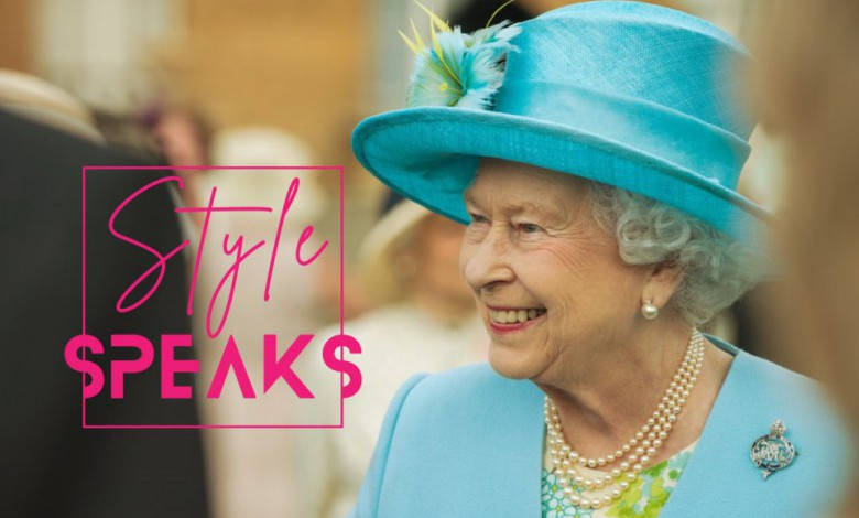 StyleSpeaks: ให้เข็มกลัดพูดคืออำนาจ - กรณีศึกษาพระราชินีเอลิซาเบธ
