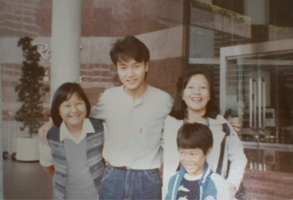 Leslie Cheung, My Gor Gor