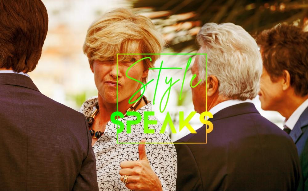 StyleSpeaks: สวยสง่าไม่ระย่อหลักหก คือ เอ็มมา ธอมป์สัน
