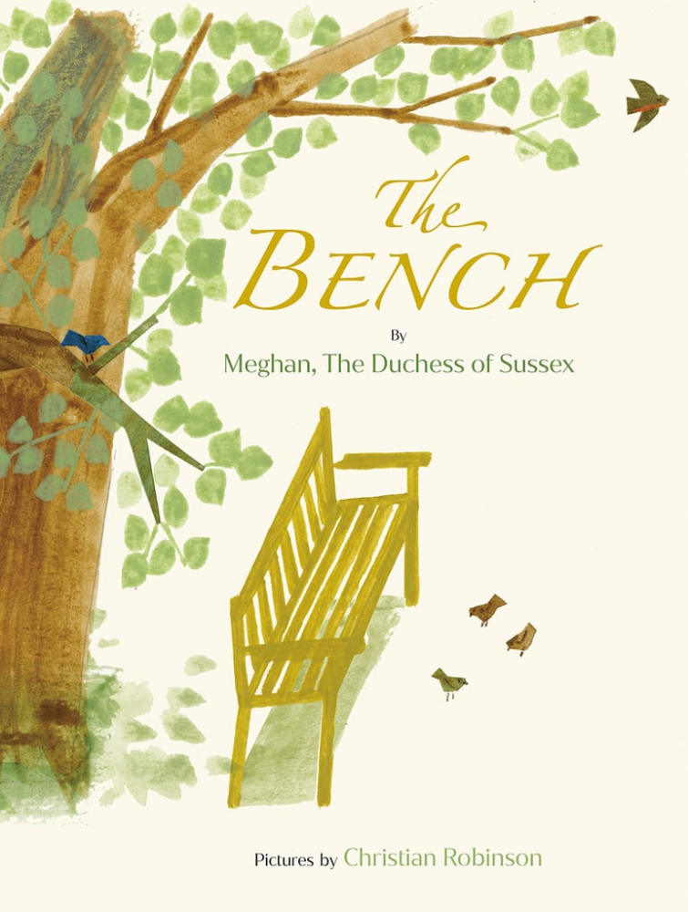 The Bench by Meghan