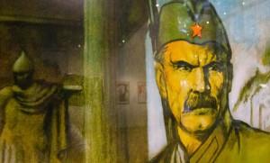 """""""ความรุ่งโรจน์สู่ชัยชนะของทหารโซเวียต""""  เปิดให้ชมแล้วโดยไม่เสียค่าใช้จ่าย ที่ริเวอร์ ซิตี้ แบงค็อก"""