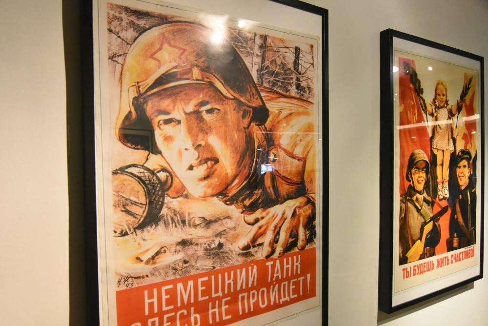 poster exhibition at River City Bangkok