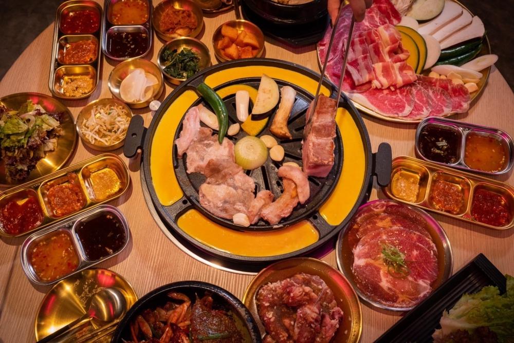 SSamthing Together Korean BBQ