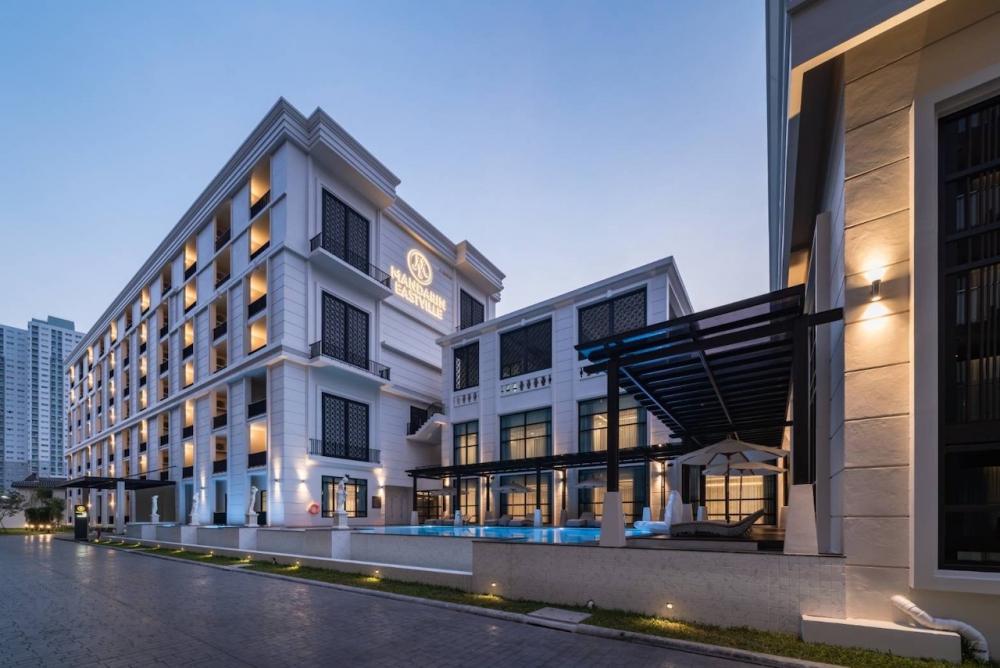 Mandarin Eastville Hotel, Pattaya
