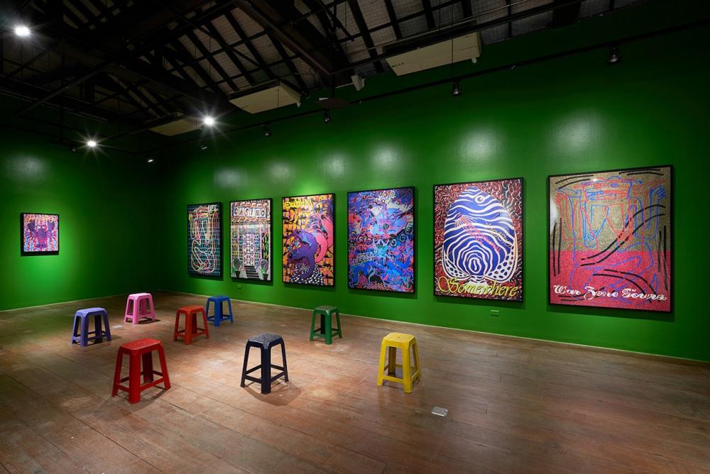 แพตเตอร์ วาริน exhibition