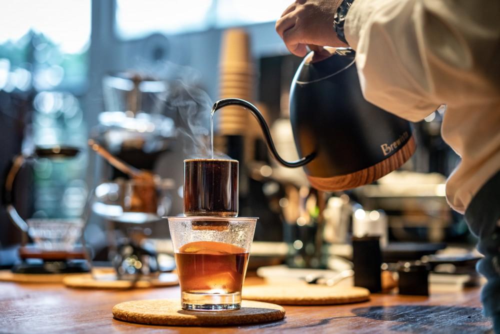 FABB COFFEE FAIR 2021 งานแฟร์ที่คอกาแฟห้ามพลาด จัดแบบ In House Exhibition