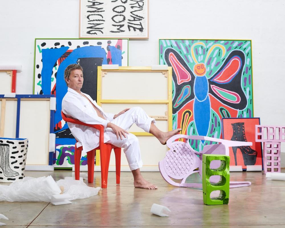 Cameron Platter exhibition