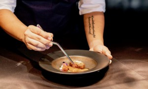 Michelin-starred culinary experience brought by Chef Ton at the International Phuket Resort